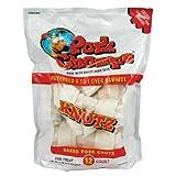 Pork Chomps® 6″-7″ Large Baked Knotz, 12ct, My Pet Supplies