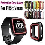 For Fitbit Versa,Colorful Fashion Soft TPU