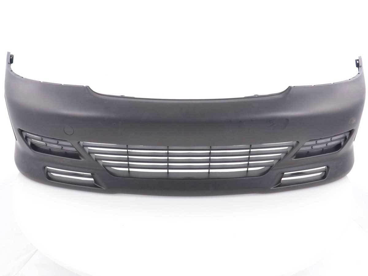 Paragolpes deportivo delantero RACELOOK de ABS apropiado para Opel Astra G: Amazon.es: Coche y moto