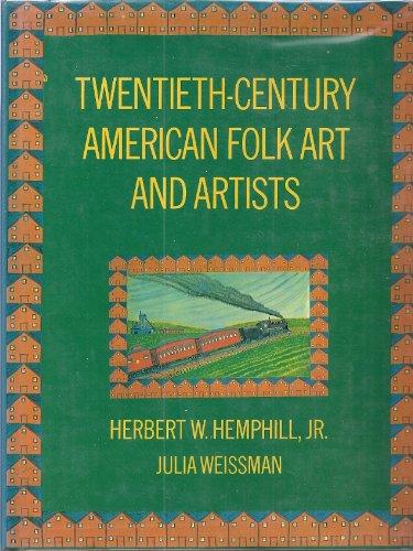 Twentieth-century American folk art and artists