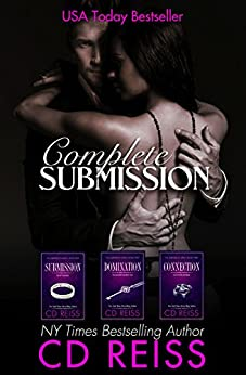 Complete Submission - 2018 Edition: The Complete Series Boxed Set with Bonus Epilogue by [Reiss, CD]