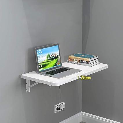 Esquina Montado en la pared escritorio de la computadora Mesa ...