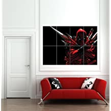 DEADPOOL GIANT WALL ART PRINT POSTER B744