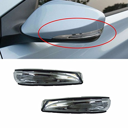 (Side Mirror Turn Signal Lamp L+R For Hyundai Elantra / AVANTE MD 2011-2014 OEM)