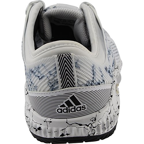 Womens Adidas Performance Crazytrain Rimbalzano W Scarpa Cross-trainer Bianco / Nero
