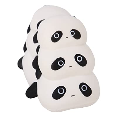 "Anboor 5.7"" Squishies Panda Three layers Jumbo Slow Rising Kawaii Scented Soft Animal Squishies Toys"