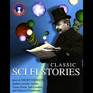 Classic Sci Fi Stories Audiobook