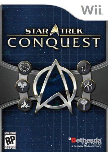 Star Trek: Conquest - Nintendo Wii (Best Star Trek Computer Games)
