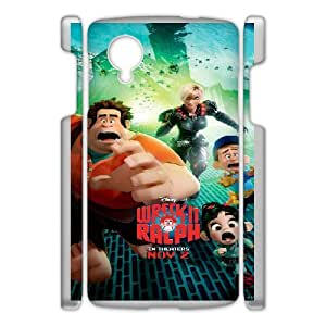 Google Nexus 5 Phone Case Wreck-It Ralph Q6B9457986