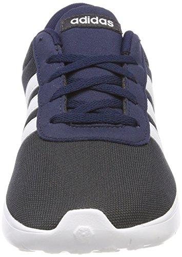 adidas Lite Racer, Zapatillas Unisex Niños Azul (Maruni/Ftwbla/Carbon 000)
