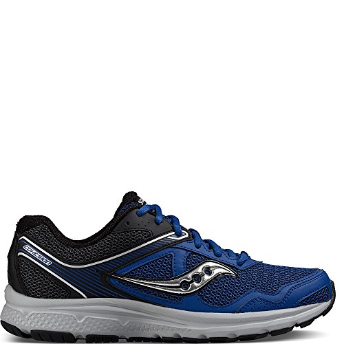 Saucony Cohesion 10 Wide Men 9.5 Royal | Black