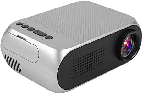 Amazon.com: Zerone Mini proyector de vídeo, HD 1080P LED ...