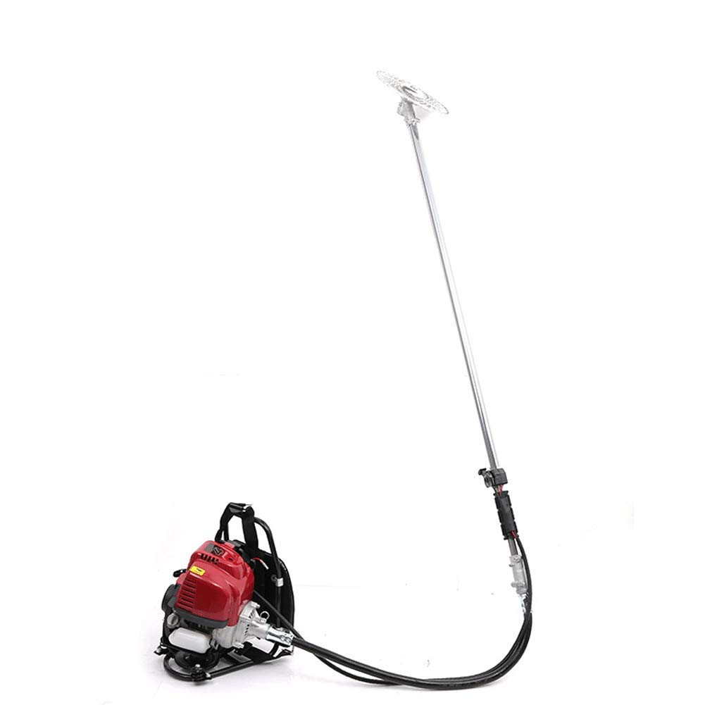 Lawn Mower Four-Stroke Back Weeder Small Multi-Function Agricultural Petrol grasser Open Waste Ripper