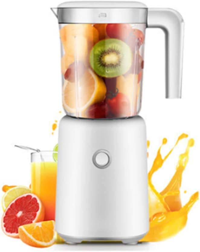 YLOVOW Mini Household Portable Juicer, 600Ml Personal Blender, Fully Automatic Electric Juicer Cup, Fruit Blender, Food Processor,for Family/Travel