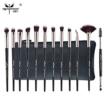 3ea91f1d21a6 Amazon.com: Best Quality - Eye Shadow Applicator - Anmor New Make Up ...