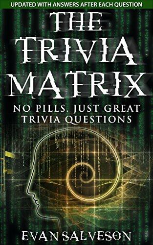 The Trivia Matrix: No Pills. Just Great Trivia Questions