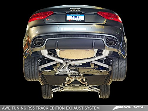 AWE Tuning 3020-32010 Audi RS5 Track Edition Exhaust System (Complete Exhaust System Rs5)