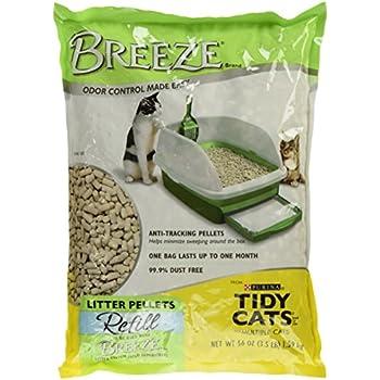 Amazon Com Purina Litter Tidy Cat Breeze Pellets 3 5 Lb