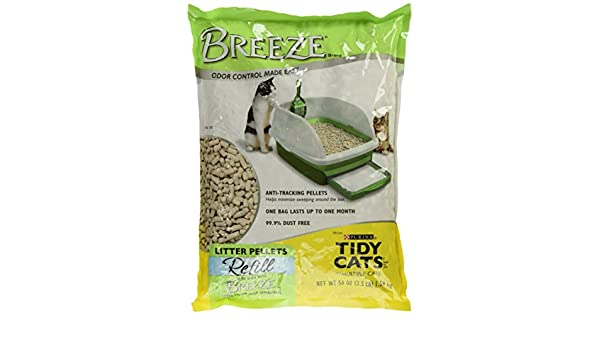 Purina Arena Tidy Cat Breeze Pellets, 3,5 LB: Amazon.es: Productos para mascotas