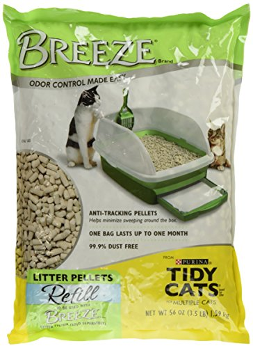 Purina Litter Tidy Cat Breeze Pellets, 3.5 lb ()