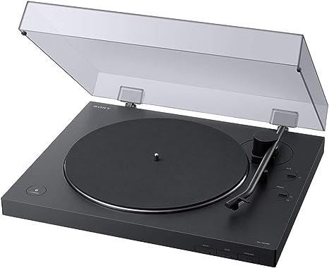 Amazon | ソニー ステレオレコードプレーヤー Bluetooth対応 USB出力 ...