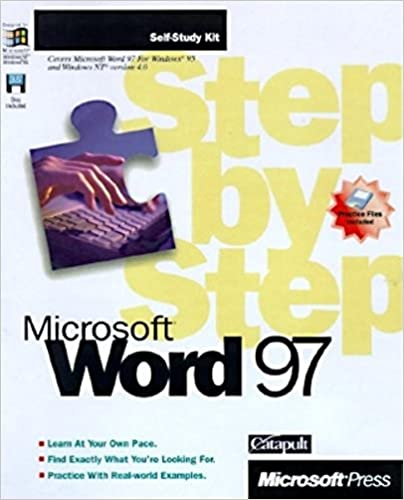 Microsoft Word 97 Step by Step Complete Course (Step by Step