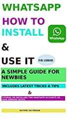 This Book is useful for those who are newbies in using today's leading global leader in  messaging app- WhatsApp.This Book uses easy to understand language including pictures to support the description. This Books also features some extra tip...