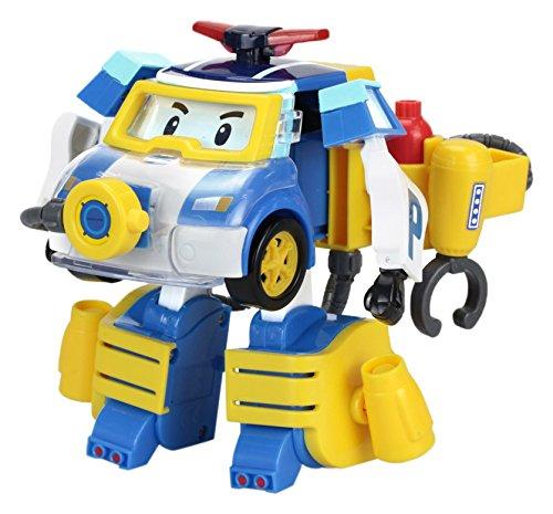 image Robocar Poli - 83310 - Ensemble d'action Robocar Transformables Poli Plongeur