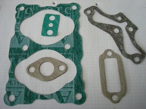 INTERCHANGE Replacement for Bendix Air Compressor Head Set Gasket Kit, 550 / 750 Tu-Flo
