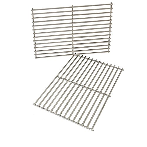 (Onlyfire Replacement BBQ Cladding Cooking Grill Rod Grid Grates for Weber 7527 9930 Spirit and Lowes)