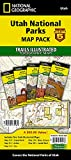 Utah National Parks [Map Pack Bundle] (National Geographic Trails Illustrated Map)