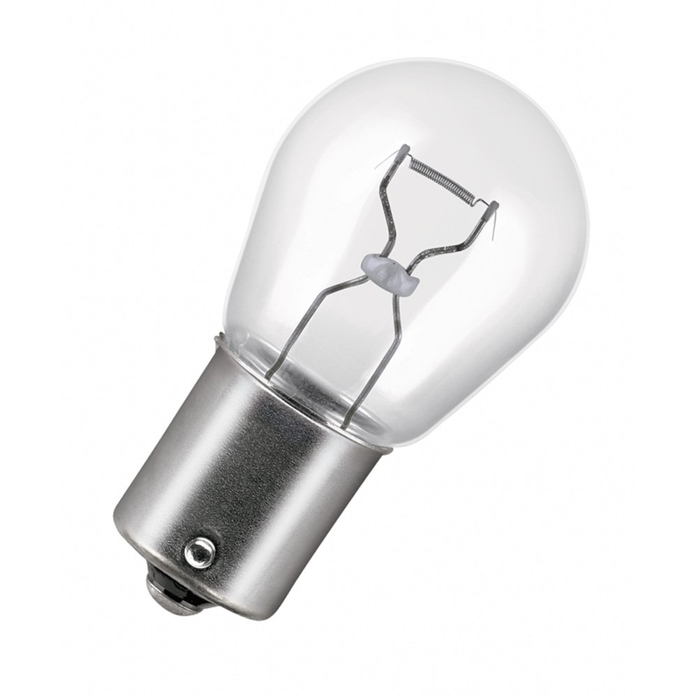 OSRAM Original 12V P21W lampe halogè ne auxiliaire 7506-02B en double blister OSRAM GmbH