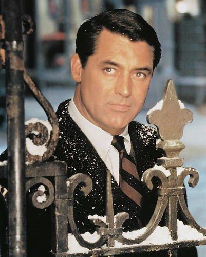Moviestore Cary Grant 25x20cm Farbfoto