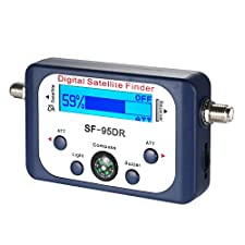 Digital Satellite Meter Finder