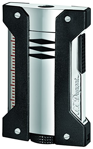 S.T. Dupont Defi Extreme Torch Lighter (Chome) by St. Dupont