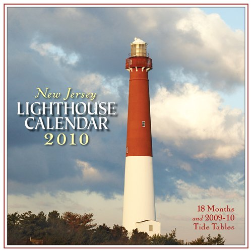 New Jersey Lighthouse Calendar 2010