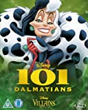 101 Dalmatians (Special O-ring Artwork Edition) [Blu-ray] [Region Free] [UK Import]