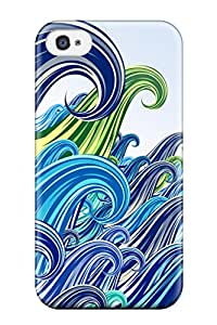 Florence D. Brown's Shop Cute Appearance Cover/tpu Graphic Art Case For Iphone 4/4s