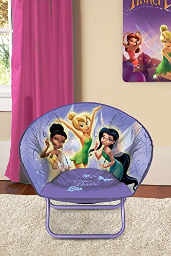 Tinkerbell Mini Saucer Chair -