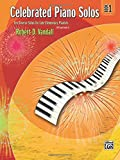 Celebrated Piano Solos, Bk 1: Ten Diverse Solos for Late Elementary Pianists