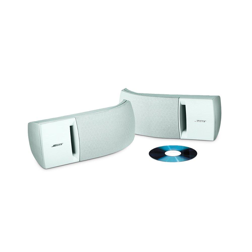Bose 161 Bookshelf Speaker System (Black)-Wired 27027