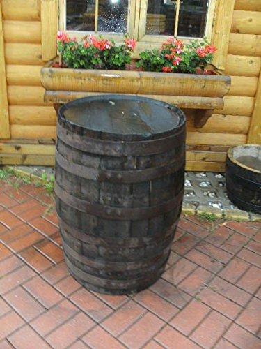 JUNIT 170 Liter rundes Bourbon Whisky gebrauchtes Eichenfass H.75cm. D. 60cm