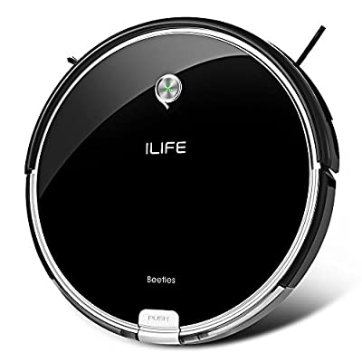 ILIFE A6 Smart Robotic Vacuum Cleaner Auto Cleaning Microfiber Sweeping Machine New