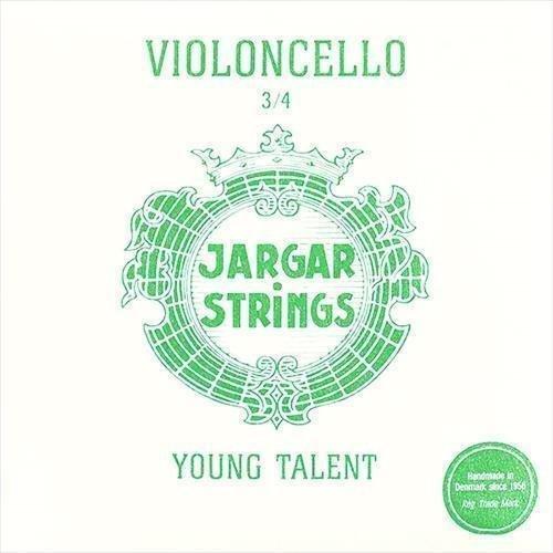 Cello Medium String Set 3/4 Size ()
