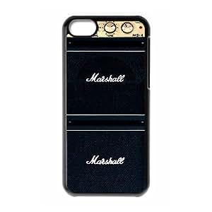 Marshall Amp,New Design,TPU Phone case for iphone5c,black