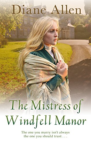 book cover of The Mistress of Windfell Manor