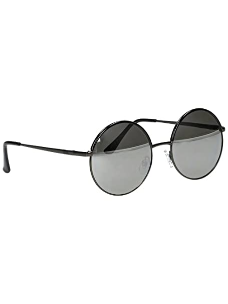 Vans CIRCLE OF LIFE SUNGLASSES Gafas de sol, Negro (Black-Silver),