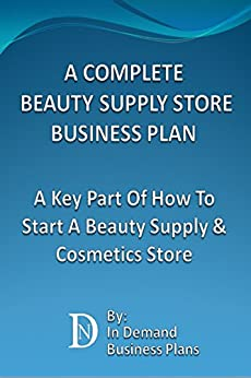 how to start a beauty supply store