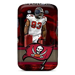CBuycases Snap On Hard Case Cover Tampa Bay Buccaneers Protector For Galaxy S3