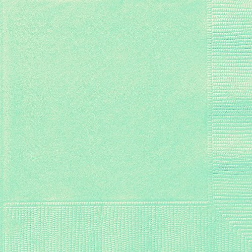 Mint Paper Napkins, 20ct